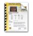 Brochure for Light Factory – 205B