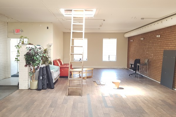Loft Office Space in Liberty Village!
