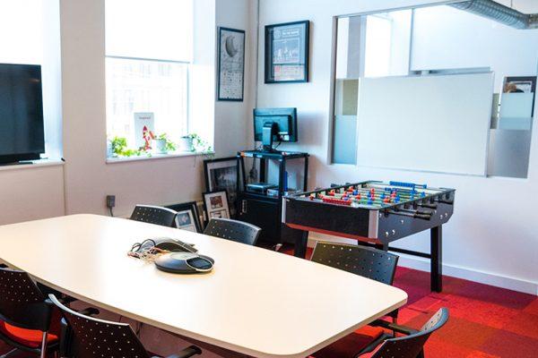 RARE – 2,300 sq. ft. Liberty Village office!